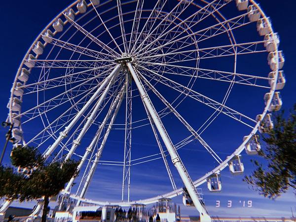 AIX Spring19 Mpinn Marseille Ferris Wheel