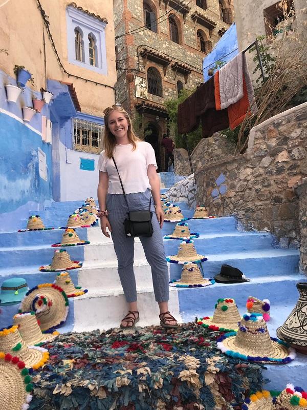 Alexa in Morocco 2