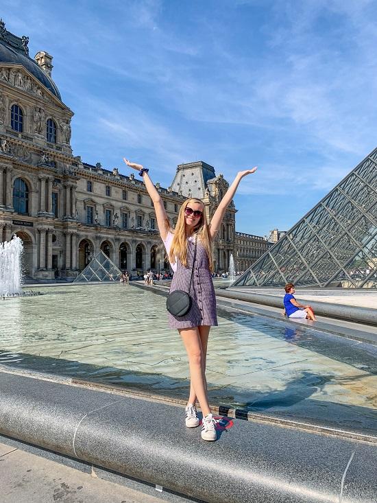 CDG Fall19 KForster Louvre-2