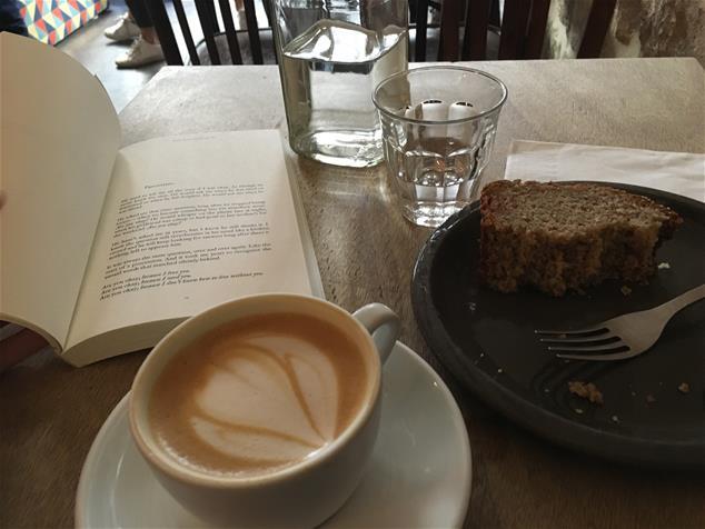Fragments Cafe
