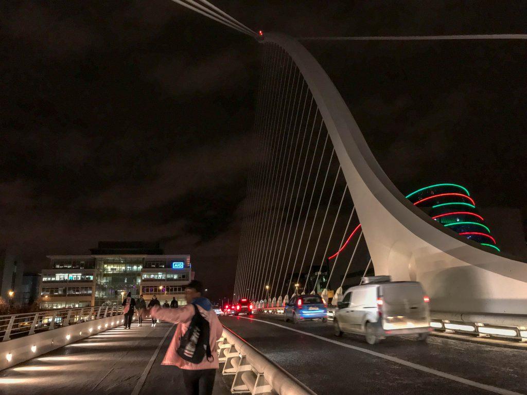 Choosing Dublin Ireland
