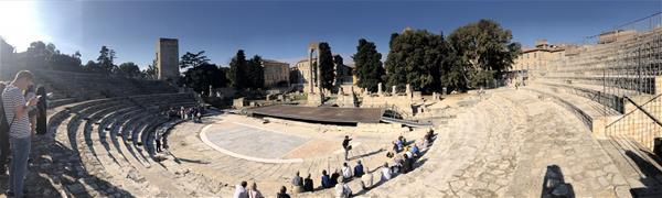 MOJO Blog Post #4 - Arles Theater