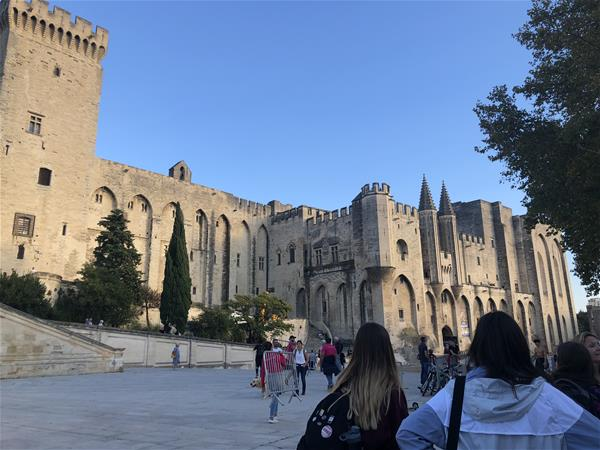 MOJO Blog Post #4 - Palais de Papes