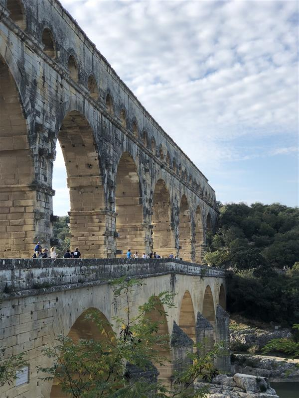 MOJO Blog Post #4 - Pont du Gard