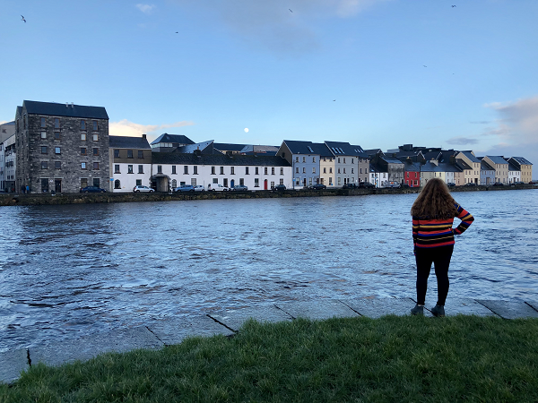 Overlooking Galway - Copy