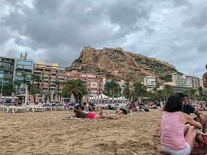 Playa del Postiguet-2