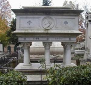 Elizabeth Browning's Tomb