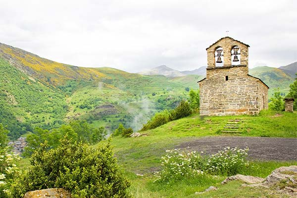Pyrenees and Romanesque Art