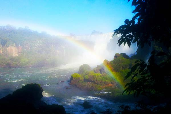 Iguazú Falls (optional)