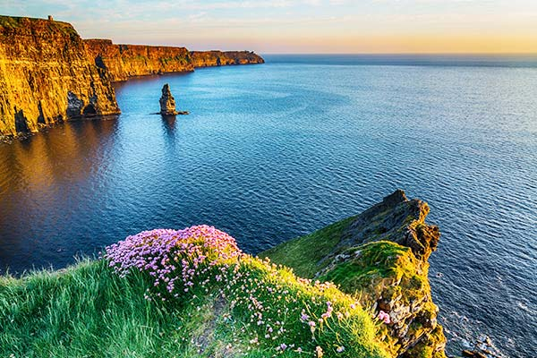 Cliffs of Moher & County Clare