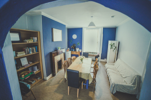 Shared Apartment Or House. 4