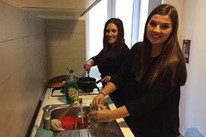 Apartment - Italian Roommate