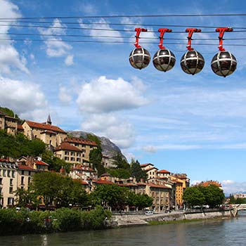 Internship in Grenoble