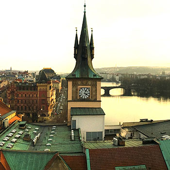 Study + Internship in Prague