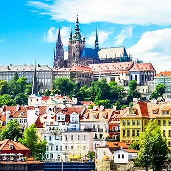 Internship in Prague