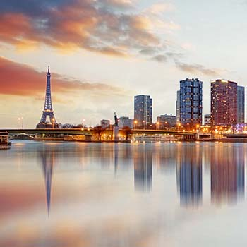 Internship in Paris