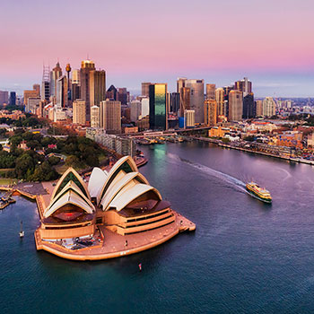 Internship in Sydney