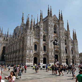 Internship in Milan