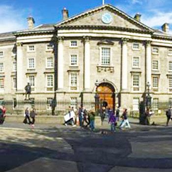 Study + Internship in Dublin