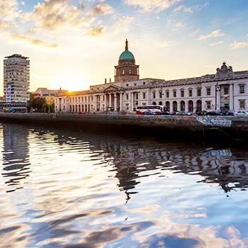 Internship in Dublin