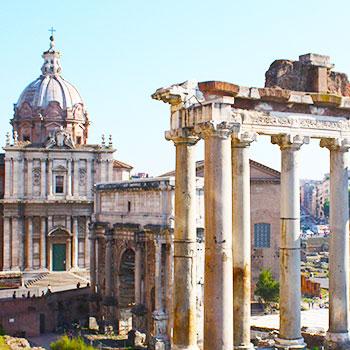 Study + Internship in Rome