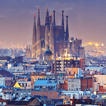 Study + Internship in Barcelona